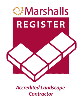 Marshalls Accredited Landscape Contractor