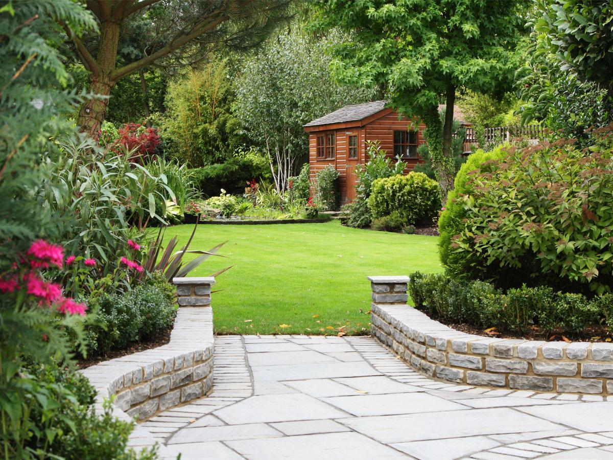 Garden Design Petts Wood