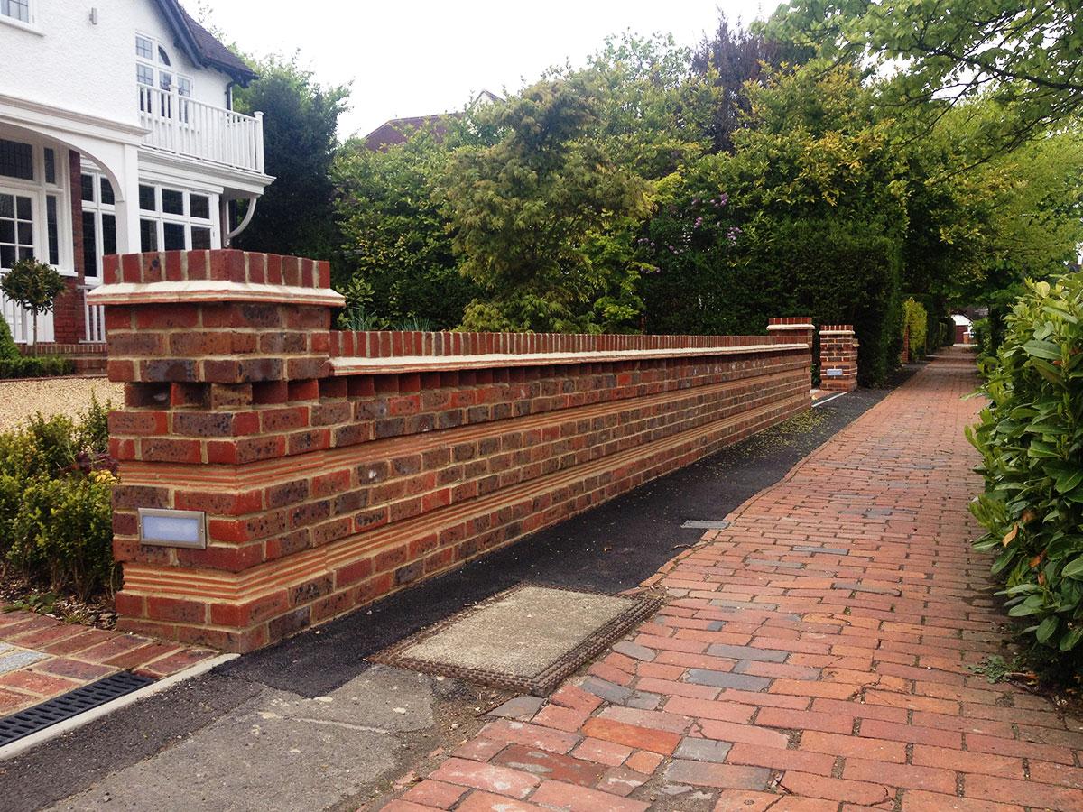 Patios & Walls Beckenham
