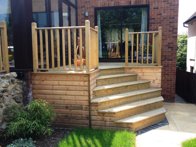 Timber & Decking Orpington