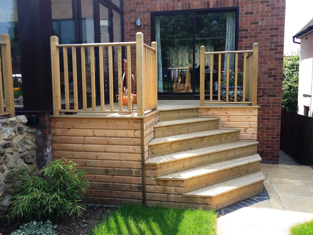 Timber & Decking Orpington